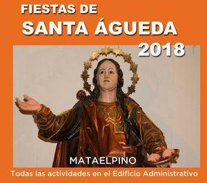 Mataelpino celebra hasta el lunes las fiestas en honor a Santa Águeda