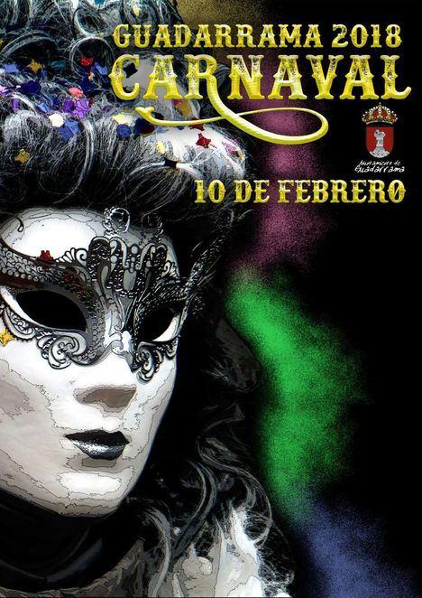 Guadarrama vuelve a vestirse de Carnaval