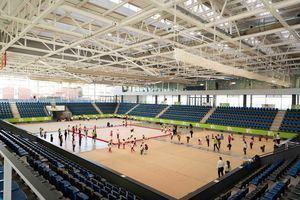 Boadilla mejora las instalaciones del polideportivo Rey Felipe VI