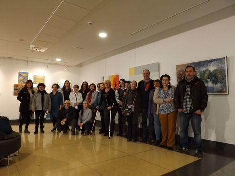 'Diversas Miradas II', exposición de arte local