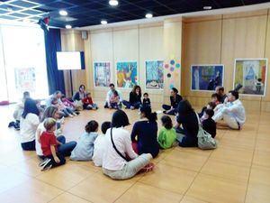 ¿Cómo se le explica 'El Guernica' de Picasso a un grupo de niños?
