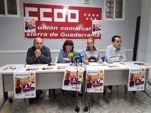 Llamamiento de CCOO y UGT en el Noroeste para participar en la huelga feminista del 8 de Marzo