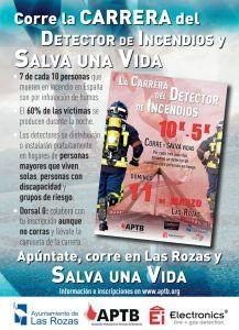 Las Rozas acoge la carrera solidaria del Detector de Incendios