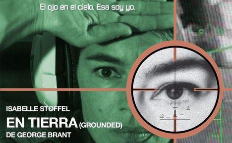 """""""En Tierra (Grounded)"""" en el Teatro Bulevar"""