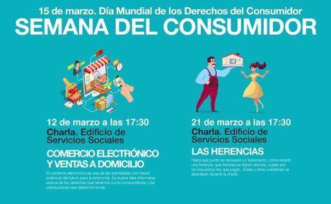 Semana del consumidor en Torrelodones