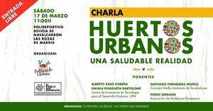 Charla sobre huertos urbanos con la experiencia torresana