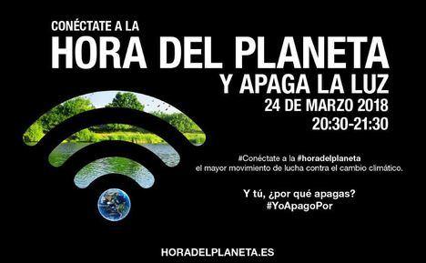 Torrelodones se une un año más a la Hora del Planeta apagando monumentos y edificios públicos