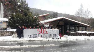 Firmas y cruces contra el Plan Rector de Uso del Parque Nacional de la Sierra de Guadarrama