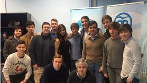 Nuevas Generaciones del Partido Popular elige a su presidente en Torrelodones