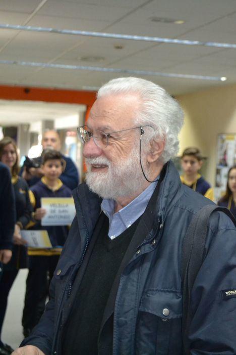 """Tonucci trae un mensaje político con su proyecto """"La Ciudad de los Niños"""""""