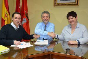 ACEG y Adisgua firman un acuerdo de colaboración en materia de empleo