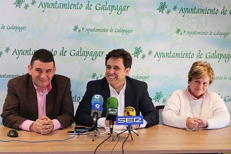 Galapagar presenta el proyecto de aparcamiento disuasorio en la estación de La Navata