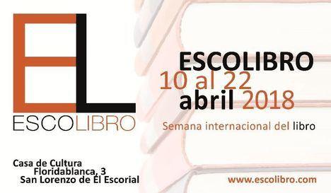 Desde el 10 de abril, ESCOlibro se cita con la mejor literatura
