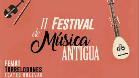 El II Festival de Música Antigua llega a Torrelodones