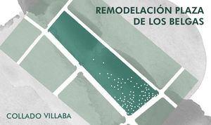 Concurso de ideas para remodelar la Plaza de los Belgas