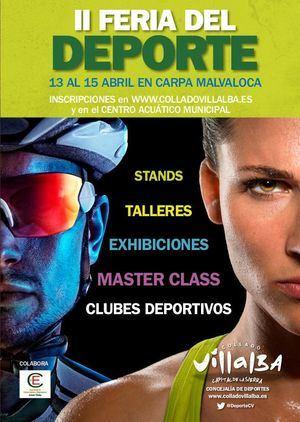 Clubes, comercios, empresas y Ayuntamiento se unen en la II Feria del Deporte