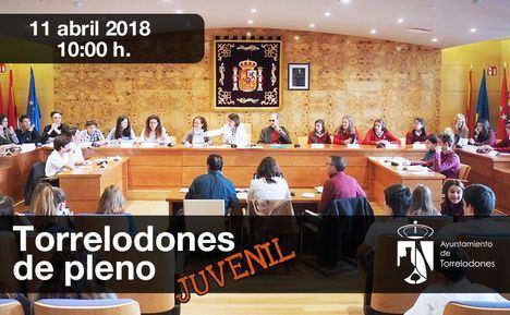Torrelodones celebra el II Pleno Juvenil