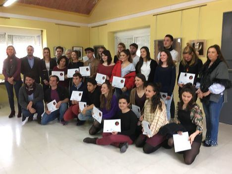Inauguración y entrega de premios del XV Circuito de Arte Joven 2018