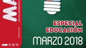 Especial educación marzo 2018
