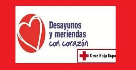Campaña de Cruz Roja en supermercados roceños