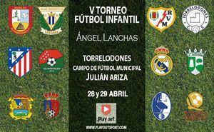 V Torneo Fútbol Infantil Ángel Lanchas