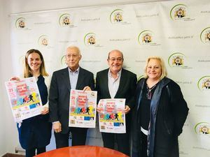 Se presenta la I Carrera Solidaria de Cáritas bajo el lema 'Muévete por un trabajo digno'