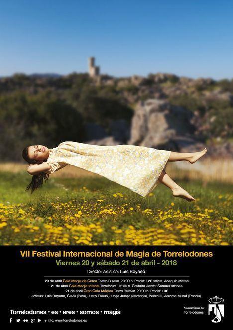 El Festival Internacional de Magia celebra su séptima edición