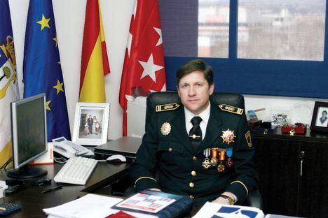 Entrevista a Manuel López, Comisario de la Policía Local de Las Rozas