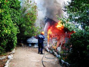 Plan de Protección Civil ante Emergencias por Incendios Forestales: contra el fuego, prevención