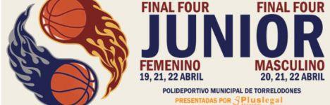 Final Four Junior masculina y femenina en Torrelodones