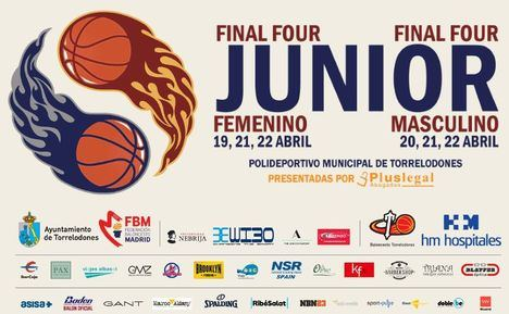Final Four Junior masculina y femenina en Torrelodones