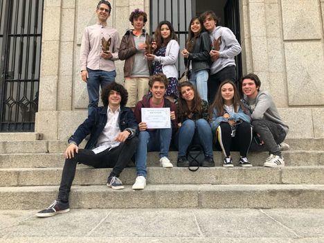 Teatraula, ganadores del Certamen de Teatro Isabel de Castilla de Ávila
