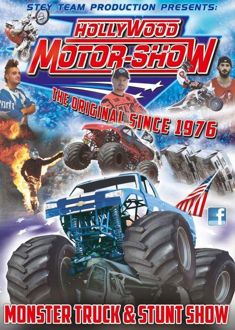 Las Rozas acoge el espectáculo de acrobacias sobre cuatro ruedas: Hollywood Motor Show