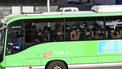 Huelga de autobuses urbanos e interurbanos en la Comunidad de Madrid