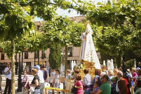 Las Rozas, de fiesta hasta el lunes en honor a la Virgen del Retamar
