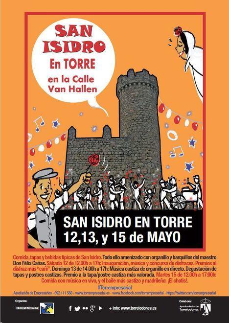 La fiesta de San Isidro también se celebra en Torrelodones