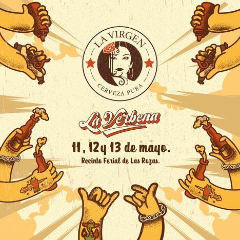 """La Feria de la Cerveza """"La Verbena"""" llega al Recinto Ferial de Las Rozas"""
