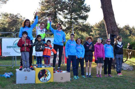 Juan Antonio Cuadrillero y Pilar Arias, vencedores de la X Vuelta a La Jarosa