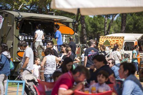 La Ruta de los Food Trucks, teatro y una media maratón este fin de semana en Las Rozas