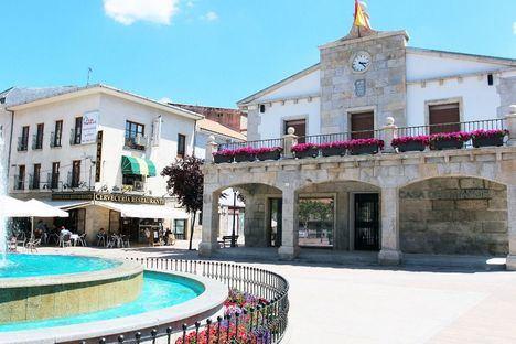 Galapagar estrena su nueva Casa del Mayor