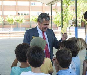 Campamento Urbano de verano para niños de segundo de Infantil a sexto de Primaria