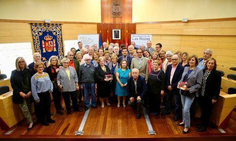 Premio a las iniciativas de Envejecimiento Activo del Ayuntamiento de Las Rozas