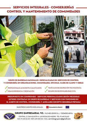 Grupo Empresarial Vilches 2000, Servicios Integrales