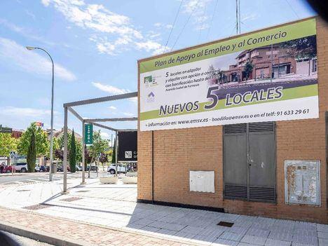 Boadilla adjudica 5 locales de promoción municipal como apoyo al comercio y el emprendimiento