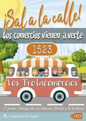 La Feria Itinerante Trotacomercios llega este domingo a La Navata