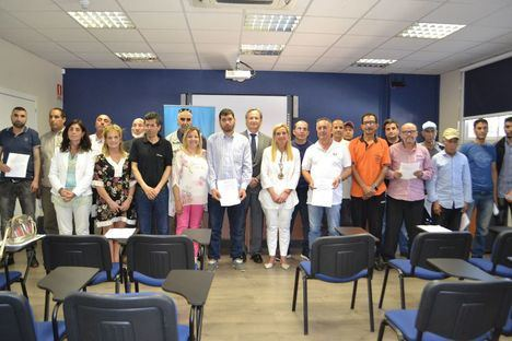 Collado Villalba firma un convenio con la Fundación Laboral de la Construcción