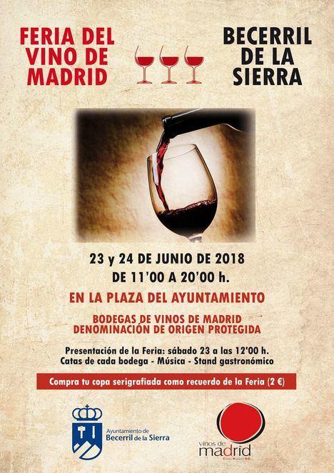 Becerril de la Sierra impulsa los vinos de Madrid
