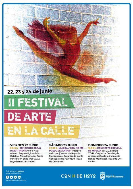 II Festival de Arte en la Calle