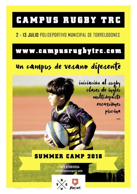 Campus Rugby TRC en Torrelodones