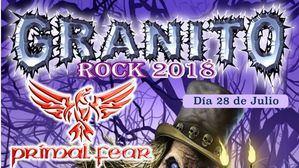 Granitorock 2018' festival de referencia en la Comunidad de Madrid